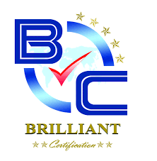 brilliant certification
